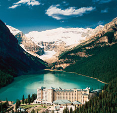 The Fairmont Chateau Lake Louise