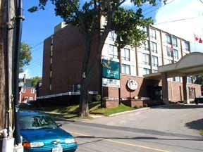 Quality Inn on the Hill Charlottetown
