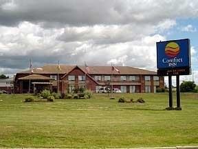 Comfort Inn East Moncton