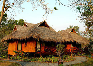 Hmong Hill Tribe Lodge