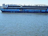 Magic Nile Cruiser Boat