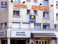 Kyriad Marseille Castellane