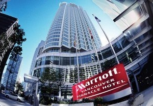 Vancouver Marriott Pinnacle Downtown