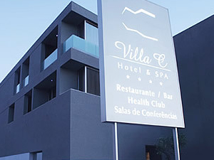 Villa C Hotel and Spa