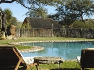 Intu Africa-Zebra Kalahari Lodge