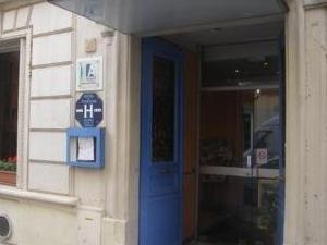 Accueil Hotel Frochot
