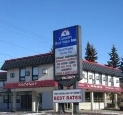 Canada's Best Value Inn Calgary
