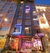 Tulip City Taksim