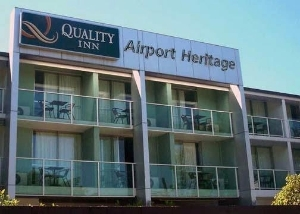 Quality Inn Airport Heritage