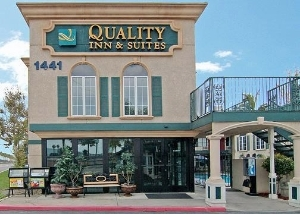 Quality Inn And Suites Anaheim