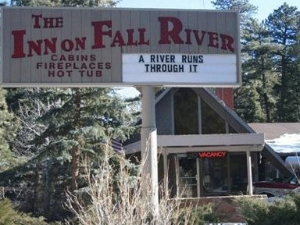 Inn On Fall River