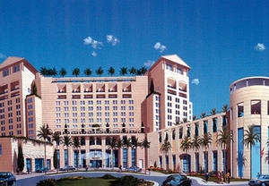 Sheraton Amman Hotel And Tower
