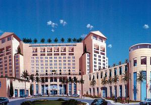 Sheraton Amman Hotel And Tower