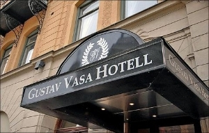 Gustav Vasa Hotel