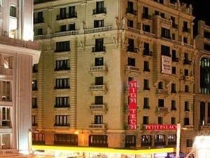 Petit Palace Italia Gran Via Hotel