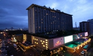 Waterfront Manila Pavilion Hotel