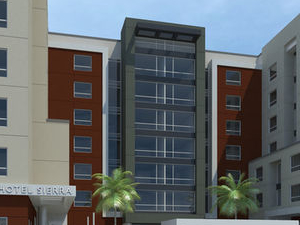 Hotel Sierra San Jose