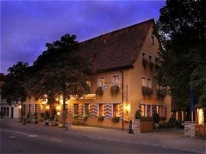 Hotel Rappen Rothenburg