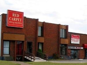 Red Carpet Inn Suites Fallsway