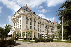 Trianon Palace Versailles Wald
