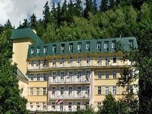 Spa Hotel Vltavaberounka