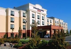 SpringHill Suites Hillsboro by Marriott