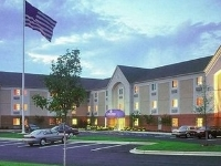 Candlwood Suites Burlington