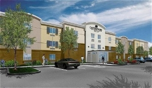 Candlewood Suites The Woodland