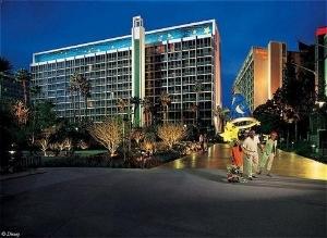 Disneyland Hotel