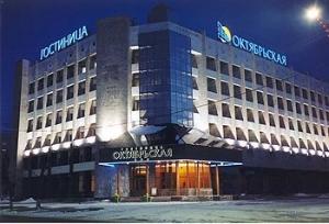 Oktyabrskaya Krasnoyarsk