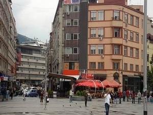 Square Hotel Skopje