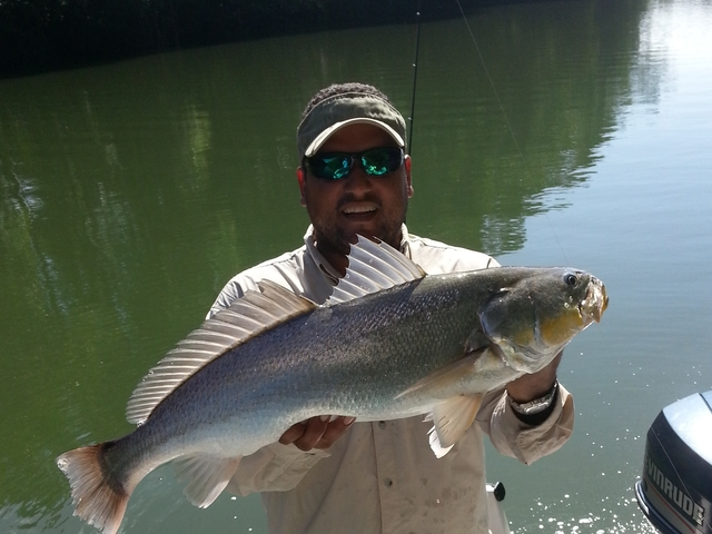 Fishing Day Trip at Montijos Gulf Photos