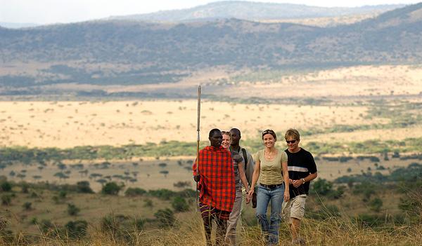 Walking Safari in Ngorongoro Highlands Photos