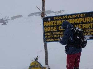 Annapurna Base Camp Trekking - Nepal Photos
