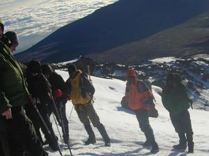 Rongai Route Climb Kilimanjaro with Accommodation