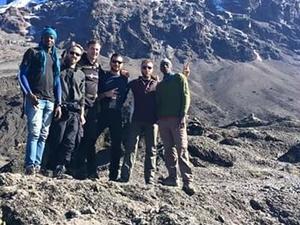 Going to kilimanjaro. Photos