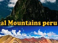 Machupicchu - Rainbow Mountain