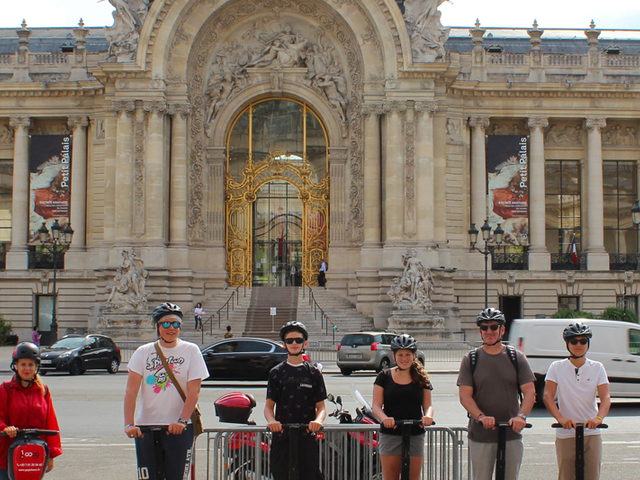 Paris Segway Diamond Privat Tour Photos