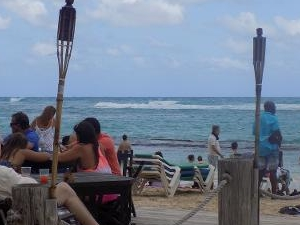 Bamboo Blu Beach Club from Ocho Rios