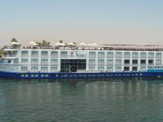 Nile Cruise Luxor to Aswan Photos