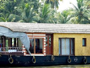 Kerala Houseboat Cruise