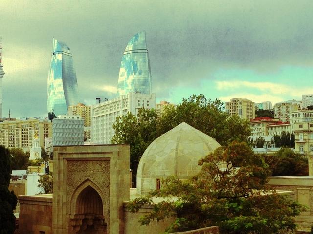 Baku Walking Free Tour Photos