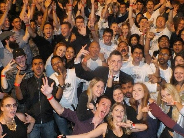 The 1 Big Night Out Central London Pub Crawl Photos