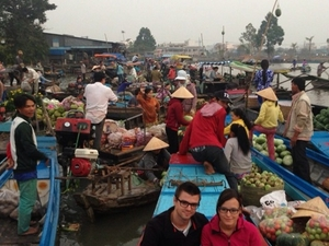 CAI RANG Floating Market & BEN TRE village - 1 day tour Photos