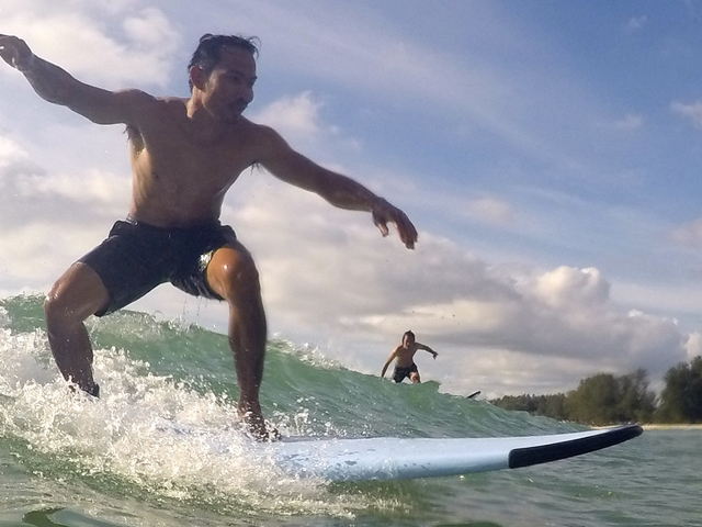 Learn to Surf Photos