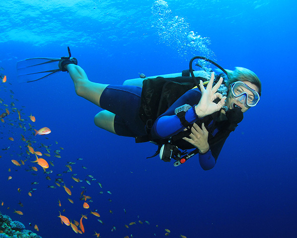 Open Water Course PADI and SSI Photos