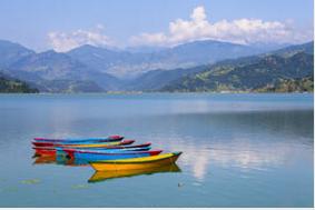 Kathmandu - Bhaktapur - Nagarkot - Chitwan - Pokhara Tour
