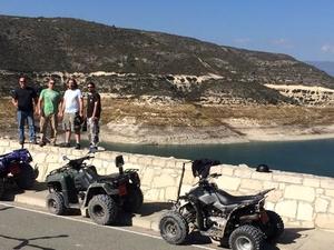 Lady's Mile-Kourion-Alassa Dam Quad Safari