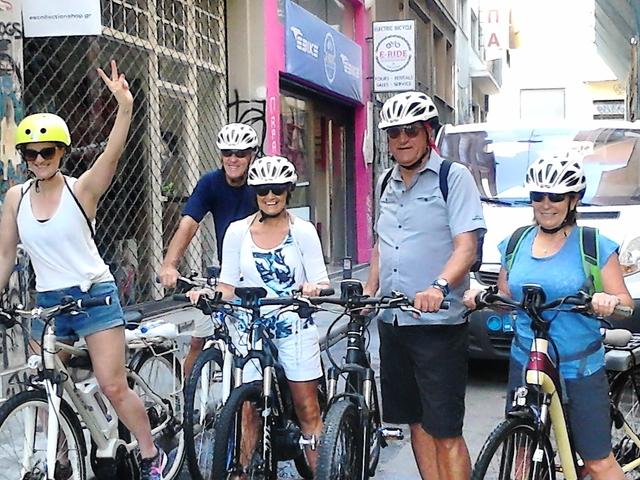 Athens 360 Degree Tour Photos