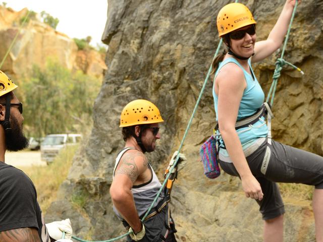 Full Day Climbing Photos